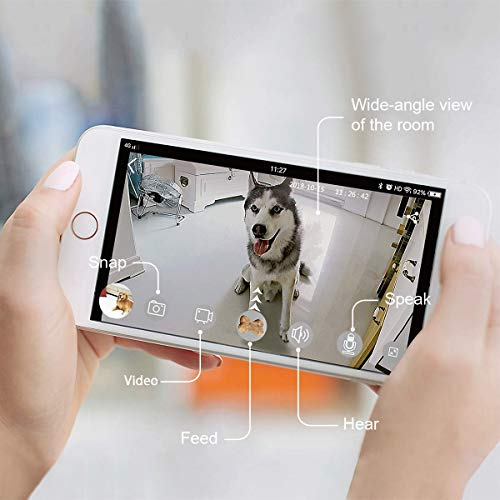 The Skymee App is super-easy to use. Pic: Amazon