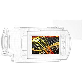 atFoliX Schutzfolie kompatibel mit Pumpkin NA7008S 5 Inch Displayschutzfolie, HD-Entspiegelung FX Folie (3X)