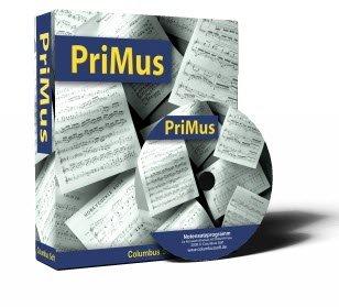 PriMus Publisher 1.1 deutsch, Notensatzprogramm