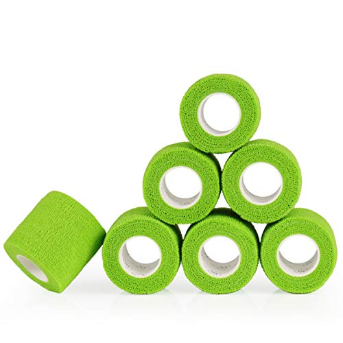 YUMAI vendajes adhesivos de 5 x 4.5 m, vendaje adhesivo elástico ampl