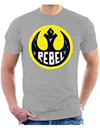 17d38a41dce Amazon.co.uk  Star Wars - T-Shirts   Tops   Tees  Clothing