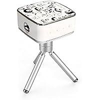 PURIDEA Mini Portable Proiettore, Videoproiettore per Home