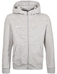 29fbb9c3e68dca Nike Team Club Full-Zip Hoodie Kinder -658499-050- Sweatjacke