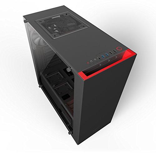 nzxt-ca-s340w-b4-s340-elite-steel-schutzfolie-atx-mid-tower-hulle-matte-schwarz-rot