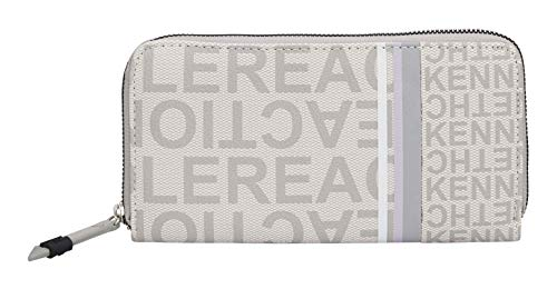 Kenneth Cole Reaction Womens Saffiano Clutch Wallet Trifold W Coin Purse (Cole Kenneth Tasche Groß)