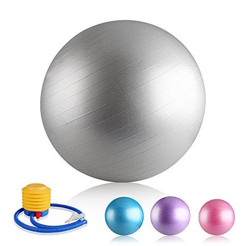 easy-eagle-yoga-gymnastikball-fitness-swiss-ball-pilates-anti-burst-mit-pumpe-65cm-silber-grau