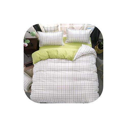 Bettwäsche für Kinder Bettwäsche-Sets Cactus 4 Stück 180 * 220 Bettbezug-Set Startseite Schlafsaal, 17, Voll, flaches Blatt (Bettwäsche Für Kinder, Zweibettzimmer)