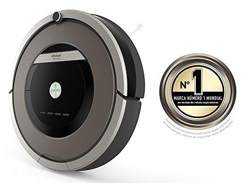 iRobot Roomba 871 Staubsaug-Roboter (mit Fernbedienung, 50% stärkere Reinigungsleistung) schwarz/grau - 2