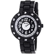Flik Flak  ZFCSP004 - Reloj de cuarzo unisex, con correa de plástico, color negro