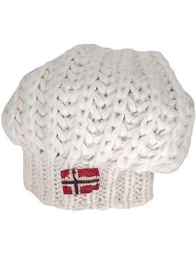 Napapijri Mütze Fimmy, Farben:Weiß(N01)