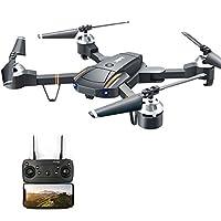 Ocamo GW58/XT-1 Folding Selfie Drone with Camera HD Headless Mode Hover Quadcopter Wifi FPV RC Quadrocopter