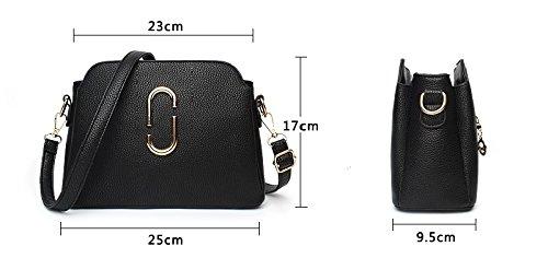 Gli allievi dello zaino delle donne delle borse delle donne brandnew di modo modifica la vendita poco costosa di cuoio di alta qualità del pacchetto di svago (DFMP13) d