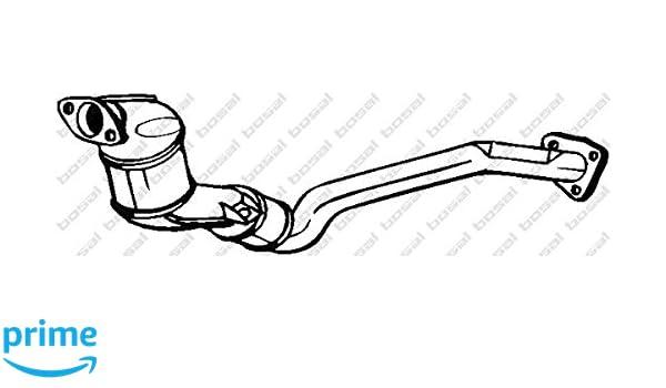 Bosal 099-596 Katalysator