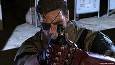 Metal Gear Solid V: The Phantom Pain from Konami Of Europe Gmbh