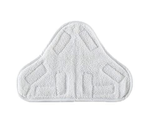 CCINEE NEW SET OF 6 Microfibre Steam Mop Pads Floor Washable Replacement Pads H2O H20 X5