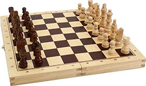 Coffret de jeux en bois (3 en 1)