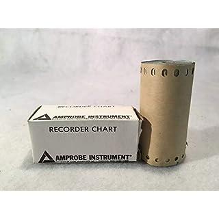 Amprobe Instrument Recorder Chart Cat. No. 850A