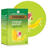 Twinings Green Tea Mango & Lychee 20bag - CLF-TWN-F09937 by Twinings