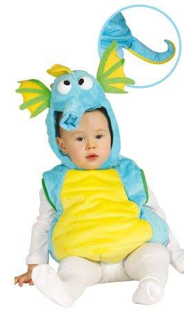Imagen de disfraz de caballito de mar 1 12 meses