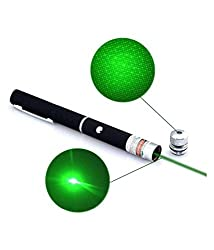 Latest 5Mw 320Nm Astronomy Mid-Open Green Beam Light Laser Pointer Pen Class Black (320 Nm, Green)