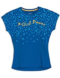 "ROSSI Mädchen Shirt ""Girls Power"" T-Shirt,Oberteil,Girls,Kinder,Sport,Fitness"