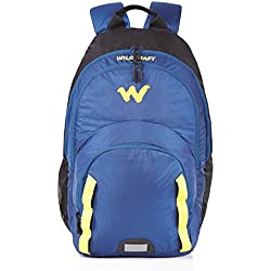 Wildcraft Hypadura Blue Casual Backpack (8903338041399) capacity-41 ltrs