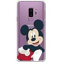 La Casa de Las Carcasas Carcasa Oficial Disney Mickey Classic Samsung Galaxy S9 Plus