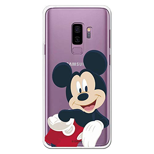 cd10844f5fc Carcasa Oficial Disney Mickey Classic para Samsung Galaxy S9 Plus