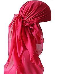 Frauenalltags Weiche Quadratisch Kopftücher (1mx1m) - 2 für 15Eur