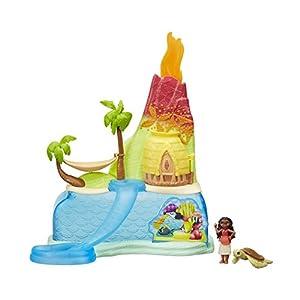 Disney Muñeca de la Princesa Moana, con Canoa