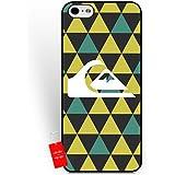 Quiksilver marca Logo iphone 6/6S caso para niña, marca de moda Logo antideslizante funda para iPhone 6/6S (4.7pulgadas), diseño de regalo