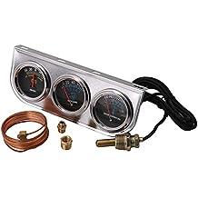 Medidor de presión de aceite haia7k4k para temperatura del agua, nuevo medidor de 2 pulgadas