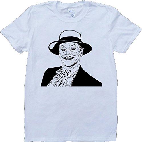Passvogel Jack Weiß Benutzerdefinierten Gemacht T-Shirt Weiß