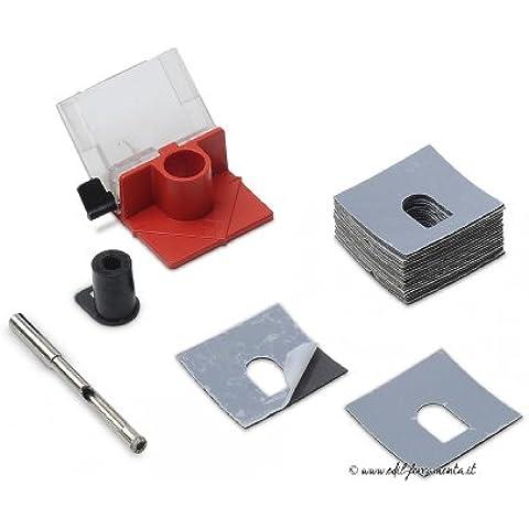 Rubi EASYGRES - Kit de brocas (diámetro de 6,5 mm)