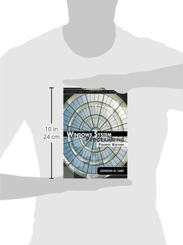 Windows System Programming (Addison-Wesley Microsoft Technology Series)