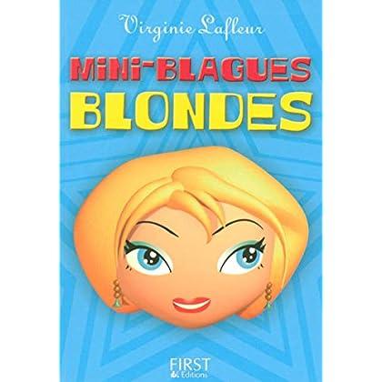 Le Petit Livre de - Mini blagues blondes