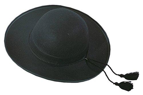 Amscan-7482-Sombrero de Don Camillo accesorio de disfraz