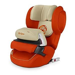Cybex 514119017 Juno 2 Fix Autumn Gold Seggiolino Auto, Arancione