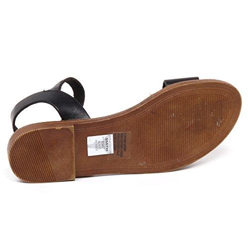 Windsor Smith E0152 (Without Box) Sandalo Donna Nero Scarpe Vintage Shoe Woman Nero