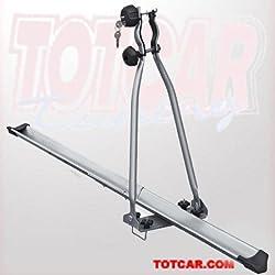 Porta-bicis Bike-rack-G con antirrobo (acero )
