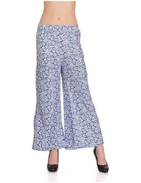 Indian Handicrfats Export Embok Regular Fit Women Multicolor Trousers