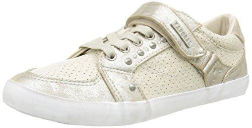 KaporalSnatch - Scarpe da Ginnastica Basse Donna , Bianco (bianco), 37