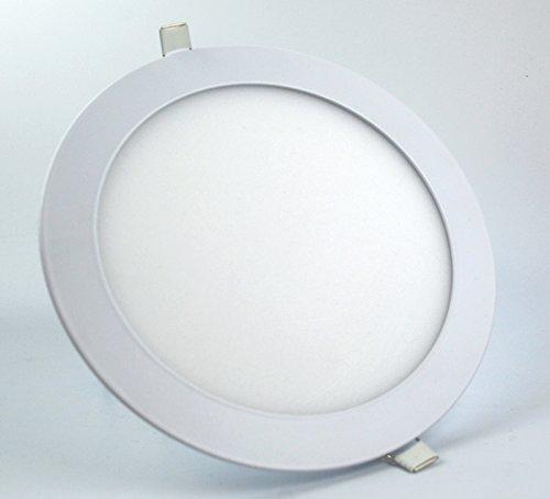 IberiaLux LED Downlight 18W 4000K Luz Neutra/Natural Blanca