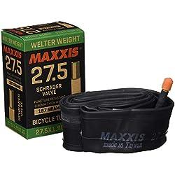 Maxxis Welterweight Chambre à air de VTT Mixte Adulte, Noir, 26 x 1,90