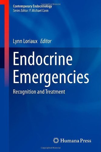 Endocrine Emergencies: Recognition and Treatment (Contemporary Endocrinology) by Humana Press (2013-11-20)