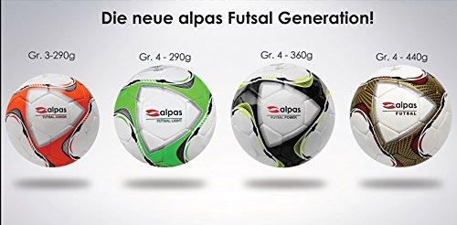 Futsal Light Gr. 3 od. 4 alpas - Spezieller Futsal für die Junioren! Test