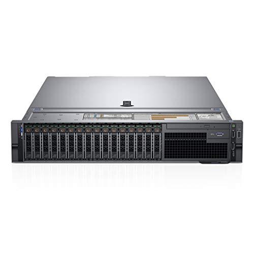 Dell PowerEdge R740 (JWPD7) Server-System, schwarz,