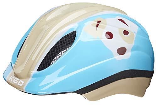KED Meggy Trend Helmet Kinder Dog lightblue Kopfumfang S | 46-51cm 2019 Fahrradhelm