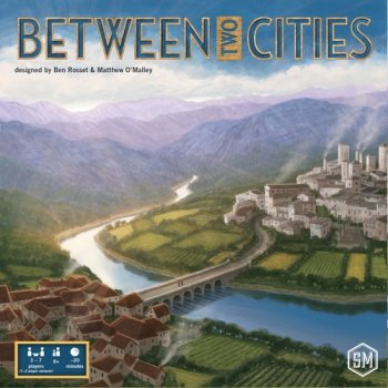 Preisvergleich Produktbild Between Two Cities - Board Game