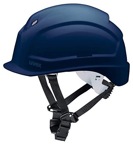 Uvex Pheos S-KR Schutzhelm für Baustelle und Industrie - Dunkelblau